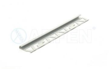 SB0206 BORD 6 мм, алуминиев ъглов завършващ профил