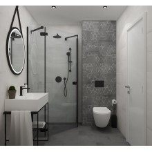 Плочки за баня Kent Nieve 25х75