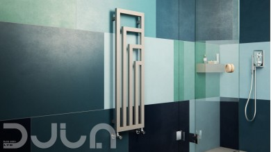 Лира за баня ANGUS V - цвят Modern Ivory