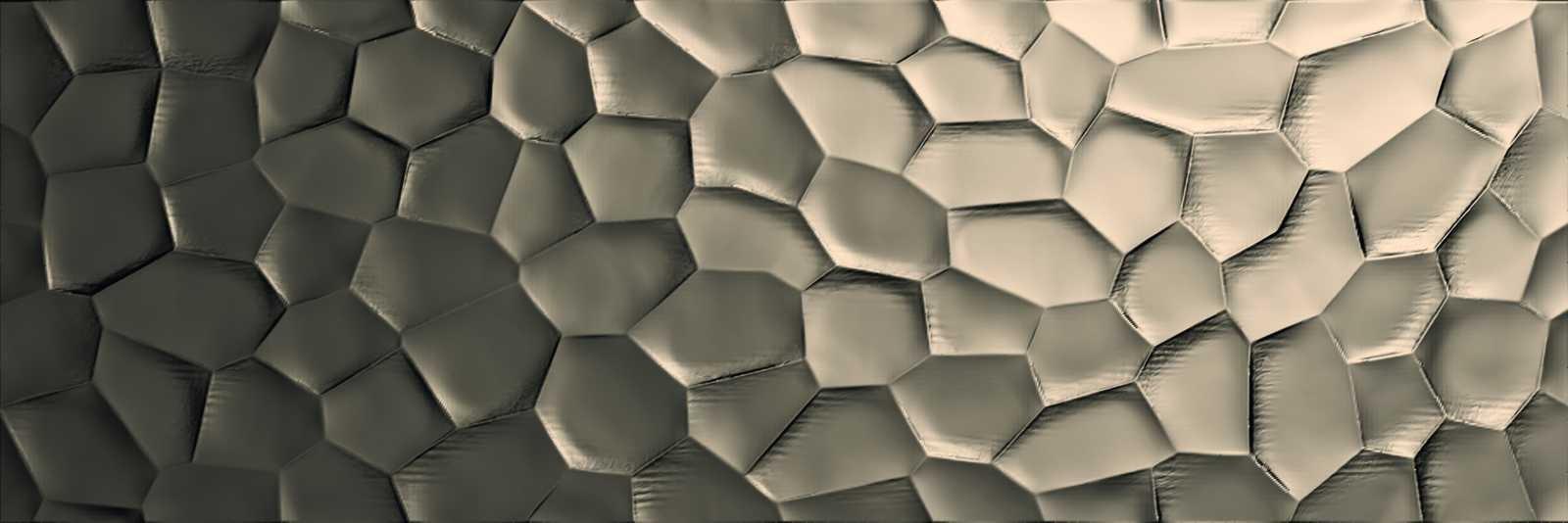 Декор Essenziale Struttura Deco 3D Metal 40x120