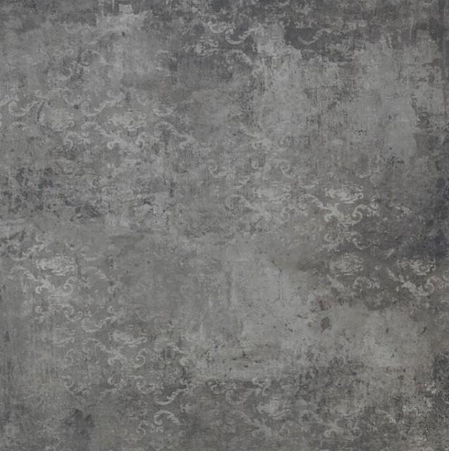 Гранитогрес Grunge Smoke decor 60х60