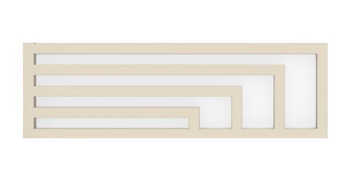 Лира за баня ANGUS H - цвят Modern Ivory