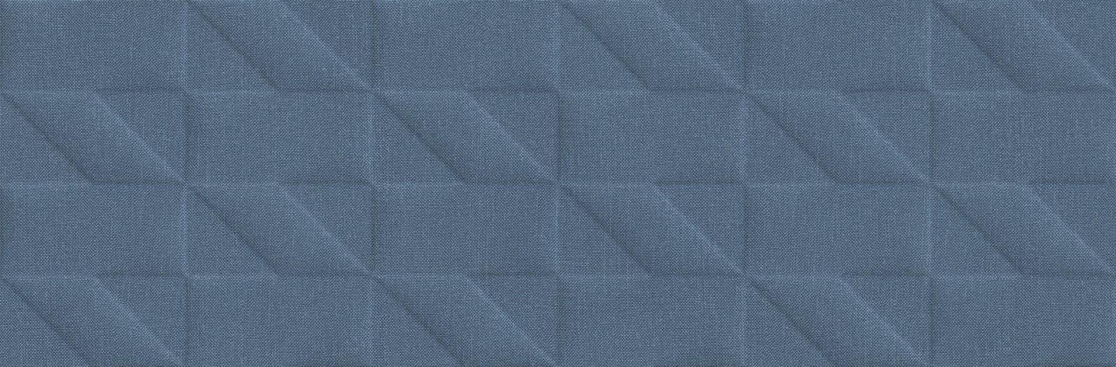 Стенни плочки Outfit Blue Struttura Tetris 3D 25x76