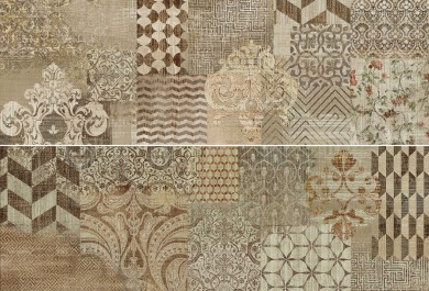 Декорни плочки Fabric Decoro Tailor Yute/Linen 40x120