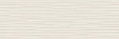 Стенни плочки Eclettica Cream Stuttura Wave 3D 40x120