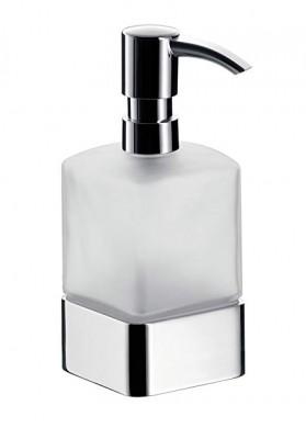 Аксесоари за баня хром: стоящ дозатор за течен сапун LOFT - хром