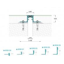 ARFEN AR300-035 профил за дилатационни фуги за под