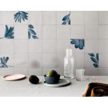 Гранитогрес Decoro Rice Blossom Bianco  Lux 15x15