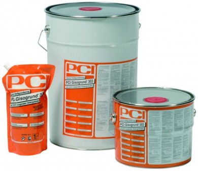 PCI Gisogrund 303 - грунд за неабсорбиращи основи