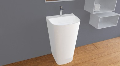 Стояща мивка HALIFAX матирана 52,5х43