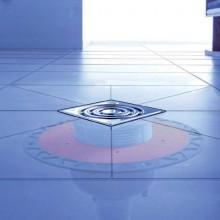 Точков подов сифон прав за баня ТЕСЕ DRAINPOINT S130
