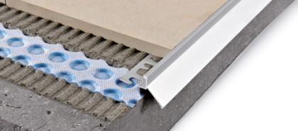 PTEE10AA водооткапващ водобранен профил за тераси и балкони