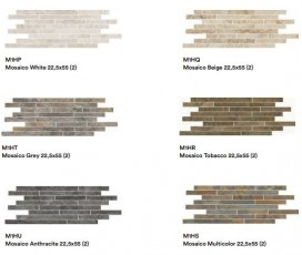 Декор Rocking Mosaico 22,5x55