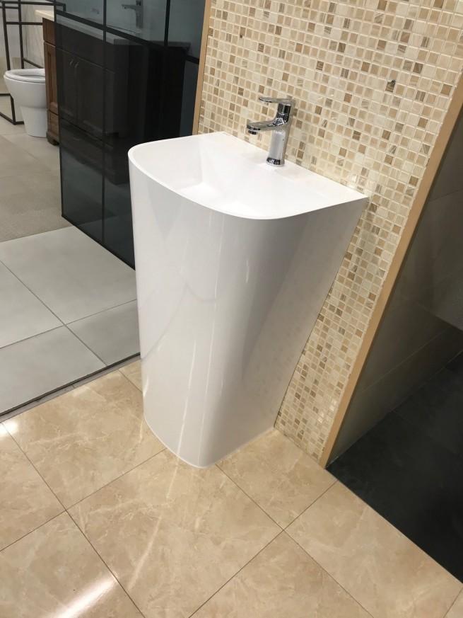 Стояща мивка HALIFAX гланц 52,5х43