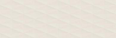 Стенни плочки Eclettica Cream Stuttura Diamond 3D 40x120