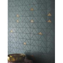 Декор Eclettica Mosaico Bronze 40x40