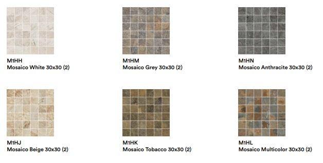 Декор Rocking Mosaico 30x30