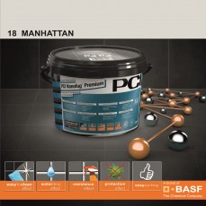 Фугираща смес Nanofug Premium - 18 Manhattan  5кг