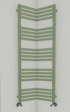 Лира за баня INCORNER - цвят RAL 6021