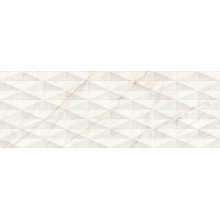 Декор Allmarble Wall Golden White Pave 3D Lux 40x120