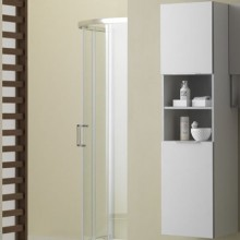 Окачен шкаф 65см с мивка LANA OUL65GRAY