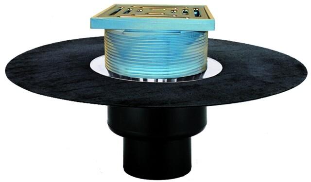 Ворнонка за плоски покриви и тераси с битумен маншет HL62BH/1