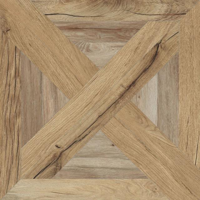 Гранитогрес Nordik Wood Palace Beige/Gold 60х60