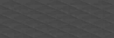 Стенни плочки Eclettica Anthracite Stuttura Diamond 3D 40x120