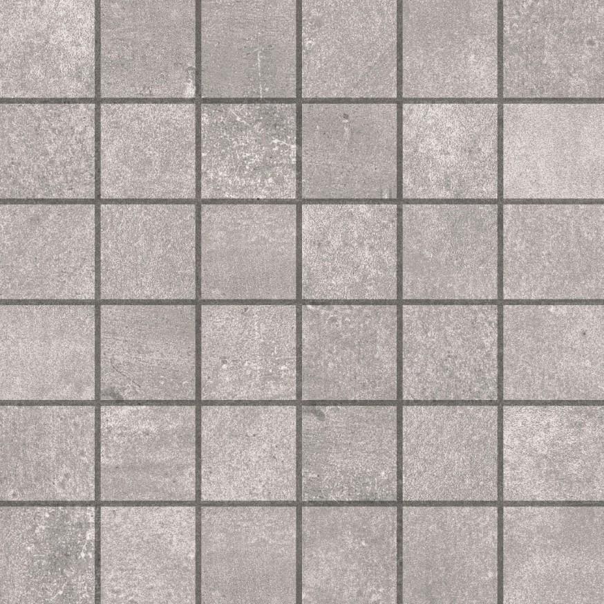 Гранитогресна мозайка Volcano Grey 30x30