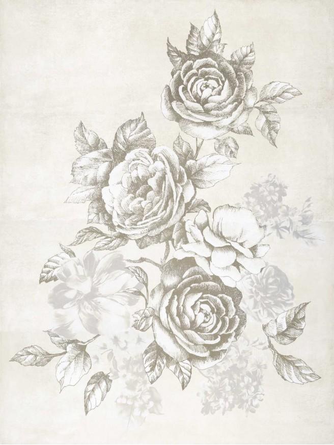 Декор Fresco Decoro Bloom Light C4 130x97,7