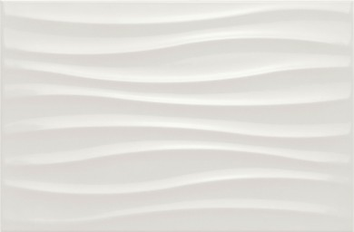 Стенни плочки Chroma Grey Struttura Tide 3D 25x38