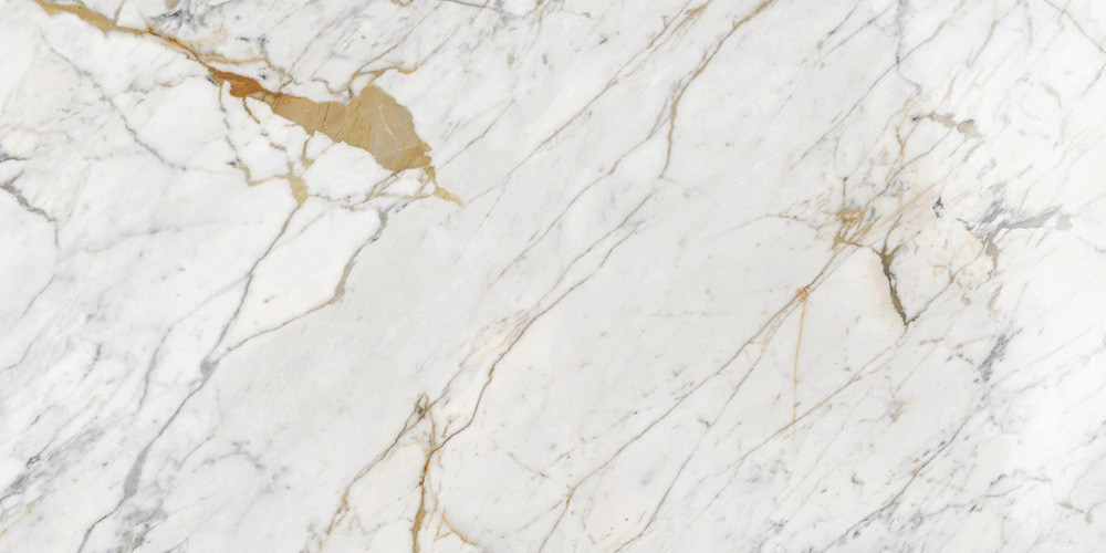 Гранитогрес Allmarble Golden White Rett 30x60