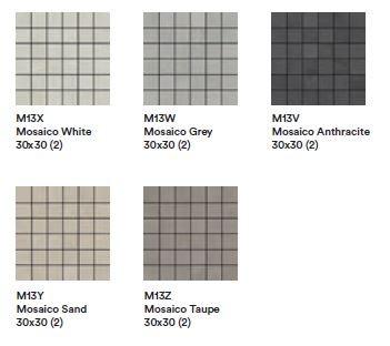 Декор Appeal Mosaico 30x30