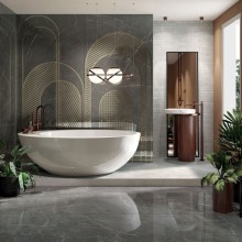 Гранитогрес Nobile Grey Grafite MAT 60х120