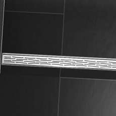 Линеен сифон с решетка ORGANIC - 700mm