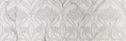Декор Allmarble Wall Decoro Regent Golden White Lux 40x120