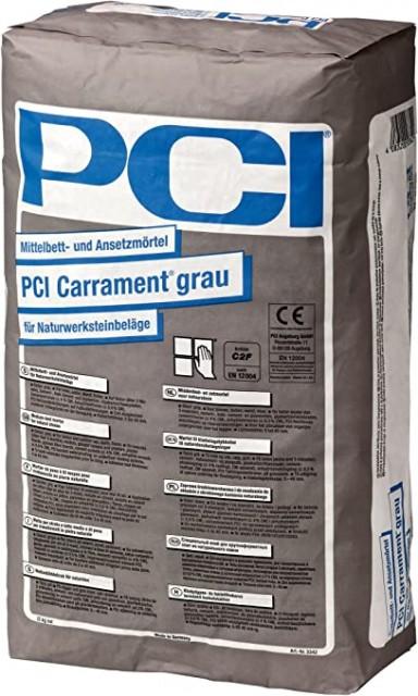 Циментово лепило PCI Carrament Grau ,клас C2 FE