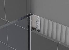 PLTCHBC 125 профил за стъкло, за душ кабина, за стена