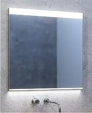 Огледало BRILANT 80x60 с LED осветление с тъч и нагревател