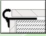 FLORENTIN профил за стъпало