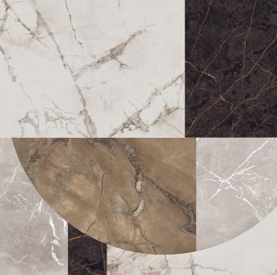 Гранитогрес Epoque Decor Abstract 60х60