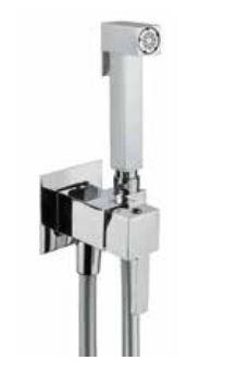 Интимен душ за вграждане с квадратни форми KARIMA - FLEXDOCCIA