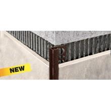 PJQS PROJOLLY SQUARE, алуминиев ъглов завършващ профил