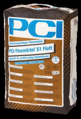 PCI Flexmortel S1 Flott, клас C2 E S1