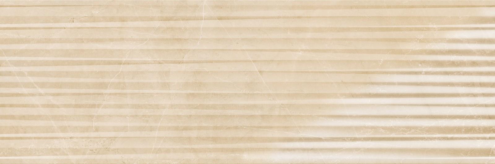 Стенни плочки Evolutionmarble Golden Cream Struttura Infinity 3D 32,5x97,7