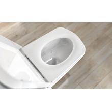 Окачена тоалетна с функция биде TeceOne