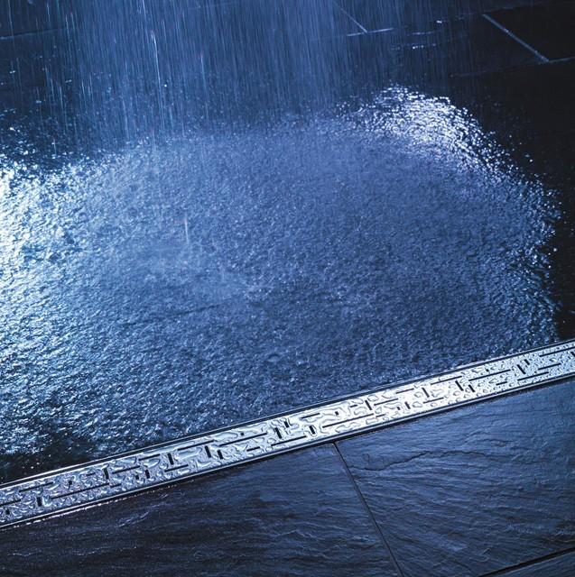 Линейни и точкови сифони за баня TECE