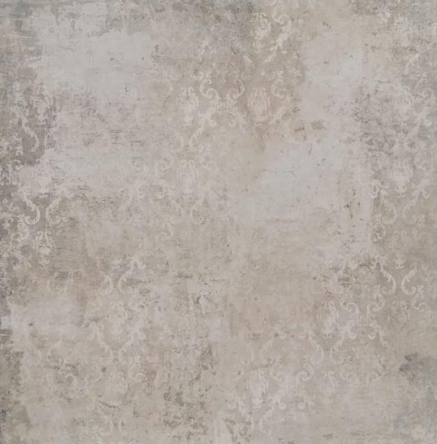 Гранитогрес Grunge Beige decor 60x60