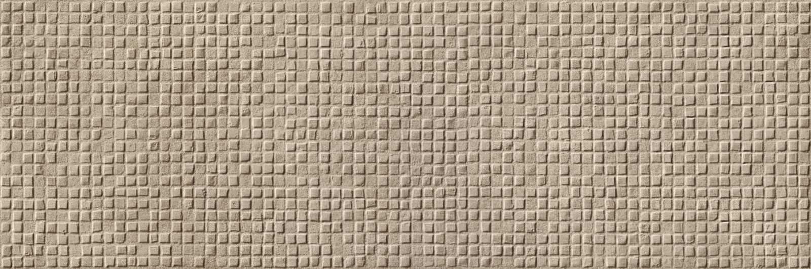 Стенни плочки Fresco Truffle Struttura Micromos 3D 32,5x97,7