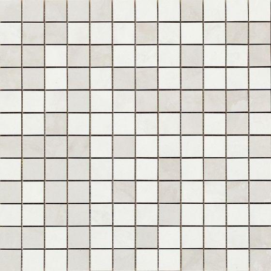 Мозайка Evolutionmarble White Rhino Mosaico 32,5x32,5